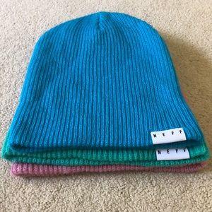 Neff Headwear Beanie 3-pack